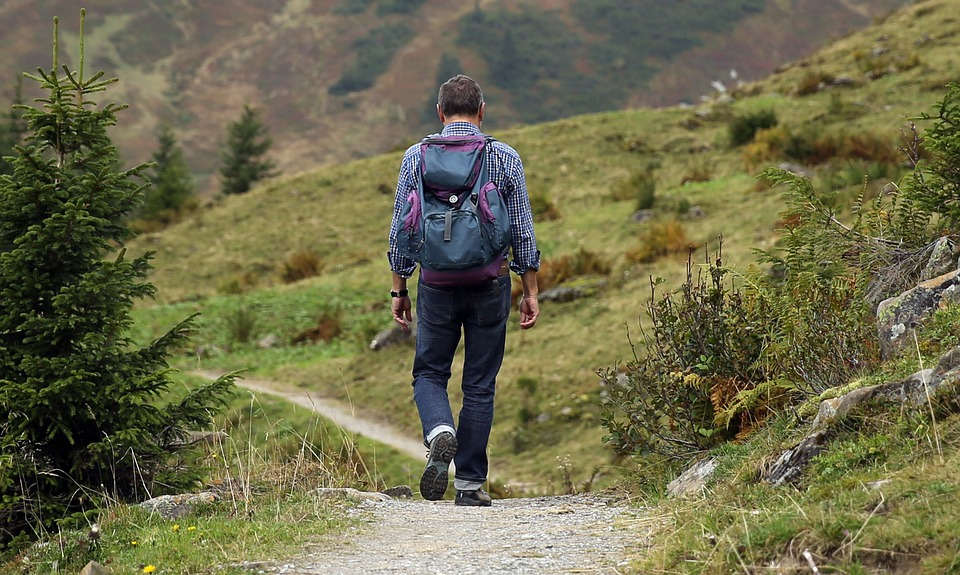Backpacking travel