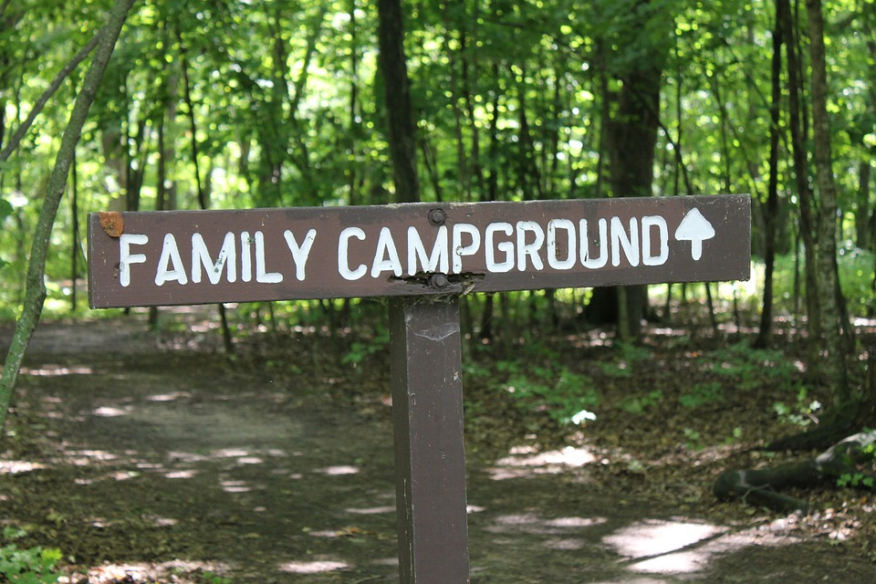 How to build a campground from scratch