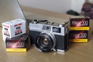 Best Point And Shoot Film Cameras Under 100